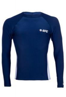 Camiseta UFC Lycra UFC Logo Azul   Compre Agora  Dafiti