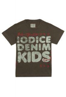 Camiseta Iodice Kids Cat Premium Verde Oliva   Compre Agora  Dafiti