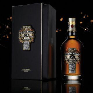 Scotch Whisky Blend 25 ans  Embouteillage officiel numéroté limité