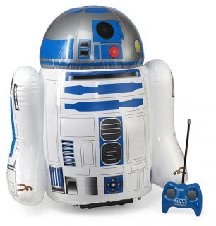 Star Wars R2 D2 Inflatable R/C