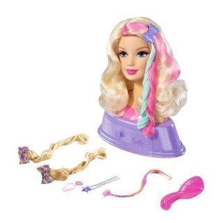 MATTEL Barbie   Cabeza para peinar y accesorios: .es: Juguetes