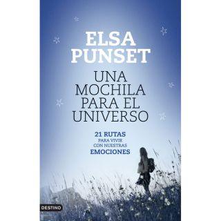 Una mochila para el universo. ELSA PUNSET. El Corte Inglés. Librería
