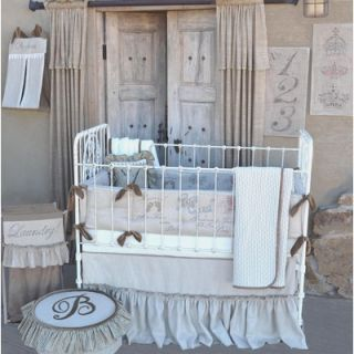 Persnickety Baby Bedding French Farmhouse Mille Full Nursery Crib