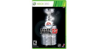 Buy NHL 13 Stanley Cup Collectors Edition for Xbox 360   hockey