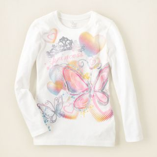 girl   ice skates graphic tee  Childrens Clothing  Kids Clothes
