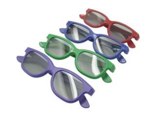 Buy REAL D Passive 3D Glasses   4 Pack  Free Delivery  Currys