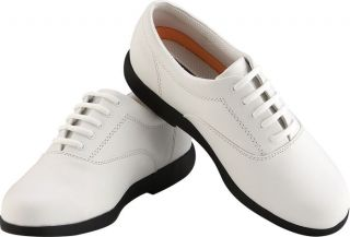 Directors Showcase Showstopper White Marching Shoes | Musicians