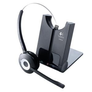 Logitech BH940 Wireless Mono DECT Noise Cancling Microphone Headset