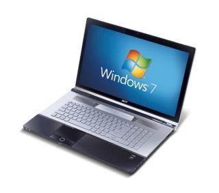 ACER Aspire 8943G Refurbished 18.4 Laptop   Silver Deals  Pcworld