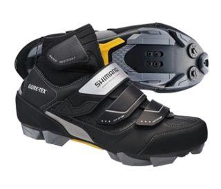 Shimano MW81 Gore Tex Winter SPD Boots 2013