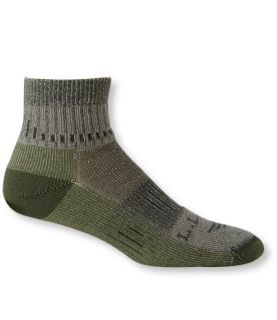Womens Wool Blend Cresta Socks, Midweight Quarter Crew Socks  Free