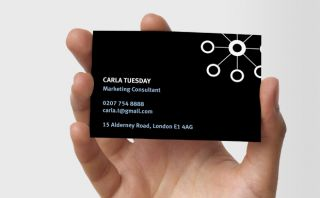 Go with the flow(chart) Business Cards  moo