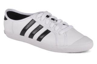 Adria low sleek w Adidas Originals (Blanc)  livraison gratuite de vos