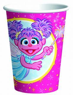 Designware Abby Cadabby 9 oz Cups   8 ct