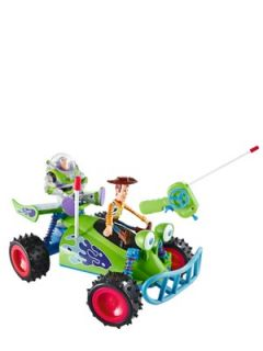 Toy Story Radio Controlled Car  Very.co.uk
