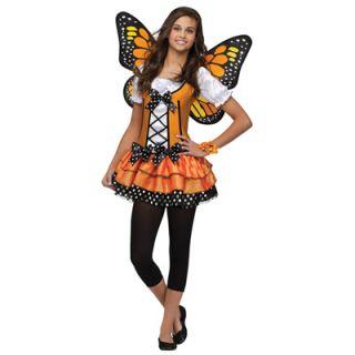Butterfly Queen Teen Costume   Size Teen (Junior 0 9)  Meijer