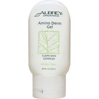 Aubrey Amino Derm Gel Clear Skin Complex 2 fl oz Gel   Swanson Health