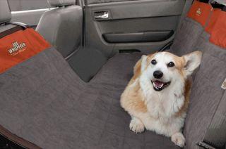 Dog Whisperer Rear Seat Protector    on Cesar Millan Dog