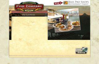 Our Locations   Islamorada Fish Company  Bass Pro Shops