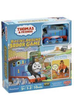 homas & Friends Race Around Sodor Game Very.co.uk