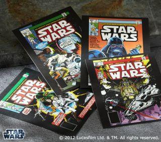 Star Wars ™ Art Print Set