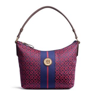 Tommy Hilfiger TH Logo Hobo   Official Tommy Hilfiger® Store!