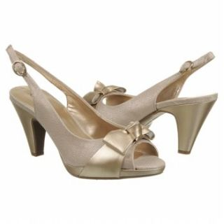 Womens Anne Klein Emelyn Lt Gold Pearl Shoes