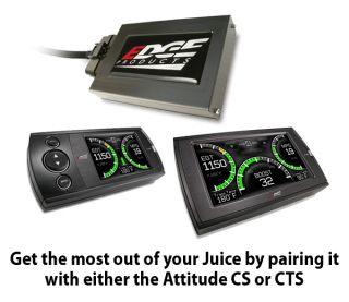 Edge Juice, Edge Juice With Attitude Monitor, Edge Juice CS & CTS Chip