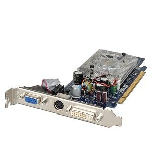 ASUS GeForce 7500LE 256MB DDR2 PCI Express (PCIe) DVI/VGA Video Card w