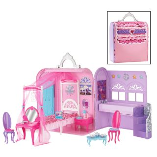 Barbie™ The Princess & The Popstar Royal Bed & Bath   Shop.Mattel