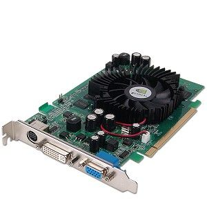 NVIDIA GeForce 8500GT 512MB DDR2 PCI Express (PCIe) DVI/VGA Video Card