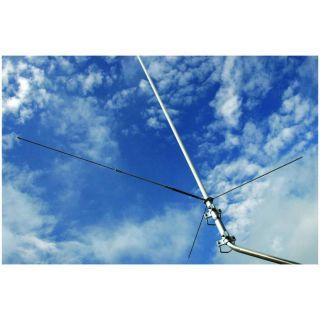 Tri band 6/2/70 Collinear Base Antenna  Amateur Radio Accessories