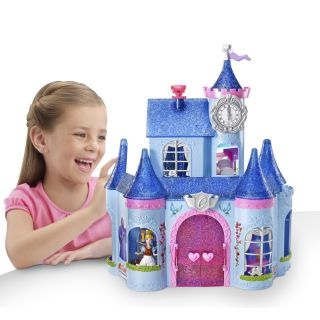 Disney Cinderella Fairytale Castle   Shop.Mattel