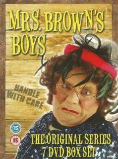 Mrs Browns Boys The Original Series   7 DVD Box Set DVD  TheHut
