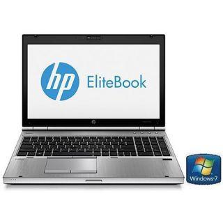 HP Smart Buy EliteBook 8570p Intel Core i7 3520M 2.90GHz Notebook PC