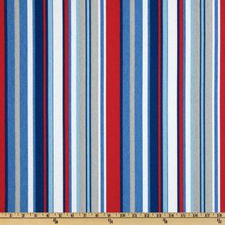 Waverly Finish Line Blue Bonnet   Discount Designer Fabric   Fabric