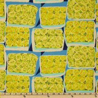 Flower Market   Discount Designer Fabric   Fabric