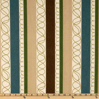 Kaufmann Hot Stripe Desert Sand   Discount Designer Fabric   Fabric