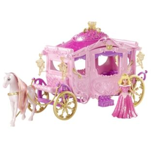 Disney Princess Royal Carriage   Shop.Mattel