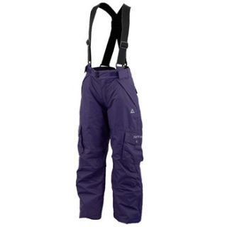 Dare2B Childrens Purple Switch Over Ski Trousers