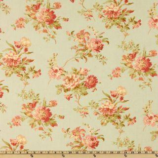 Waverly Lorelei Sea Glass   Discount Designer Fabric   Fabric
