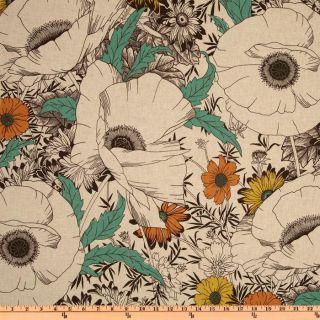 Richloom Cevennes Peacock   Discount Designer Fabric   Fabric