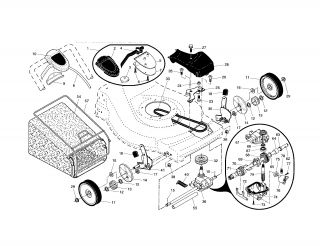 1509200 as well Craftsman 917270821 Wiring Diagram further Wiring Diagram Craftsman Riding Mower Lt 1000 together with SEARS TRACTOR MOWER DECK 917253580  PLETE CAN SHIP NICE SHAPE G139 further 1509200 html. on sears 917 mower parts