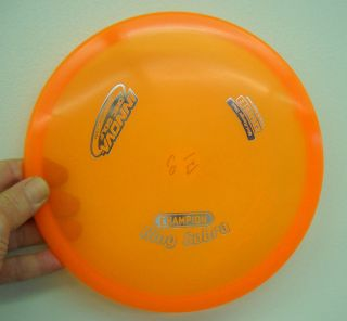 Innova King Cobra Golf Disc Orange 167g
