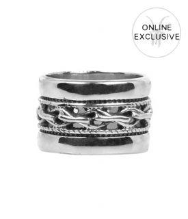 Egyptian Ring, Gifts, Women Jewelry, AllSaints Spitalfields