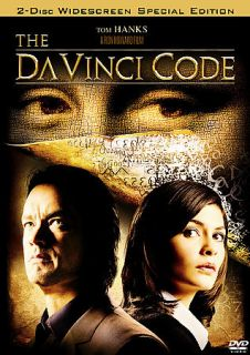 THE DA VINCI CODE   Tom Hanks, Ian McKellen, Audrey Tautou, Widescreen