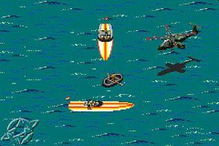 Desert Strike Advance Nintendo Game Boy Advance, 2002