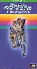 Buck Rogers in the 25th Century   The Guardians VHS, 1997