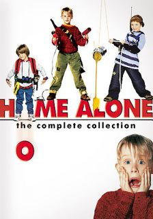 Home Alone   Complete Collection DVD, 2008, 4 Disc Set, Canadian