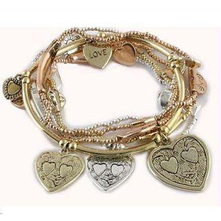 good luck charm bracelet in Fashion Jewelry